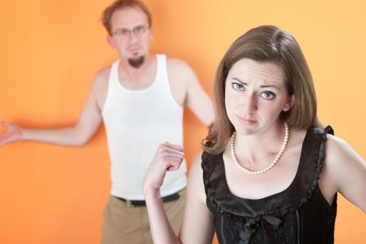 Муж неудачник – что делать?