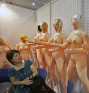 Китайцы борются за секс
