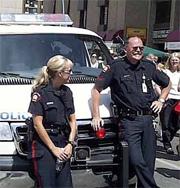 Феномен полицейского самоубийство используют самоубийцы