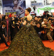 Самые необычные свадебные платья. Фото