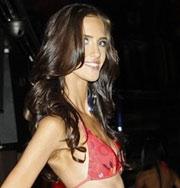 Австралийка не стала Мисс Вселенной из-за худобы
