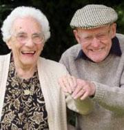 Супруги впервые отпраздновали 81-ю годовщину свадьбы