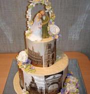 Необычные свадебные торты мира. Фото