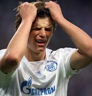 Аршавин не доволен Англией