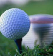 Женщина умерла от удара мячиком для гольфа