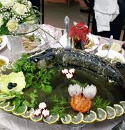 Блюда из рыбы приводят к смерти