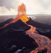 Нас ждет смерть в жерле вулкана