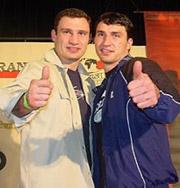 Владимир Кличко собирался стать фельдшером