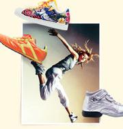 Кроссовки вредят здоровью