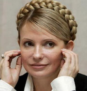 Тимошенко раздает ордера на квартиры