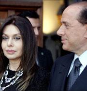 Берлускони в церкви сыпал анекдотами о деве Марии