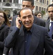 Женщины любвеобильного политика: Берлускони. Фото