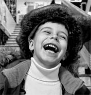 Смех заменяет спорт