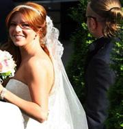 Наталья Подольская и Владимир Пресняков опозорились на свадьбе. Фото