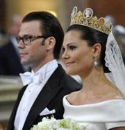 Как празднуют свадьбу королевы. Фото