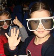 Многие люди не могут смотреть 3D фильмы