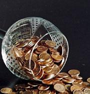 От денег заразиться невозможно