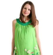 Модная коллекция для беременных. Фото