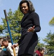 Мишель Обама стала самой влиятельной женщиной мира