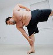 180 кг американец хочет переплыть Ла-Манш