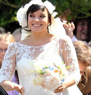 Шикарная свадьба Лили Аллен. Фото
