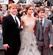 Премьера последнего Гарри Поттера. Фото