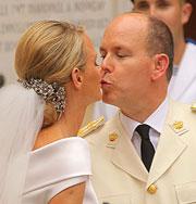 Королевская свадьба. Монако. Фото