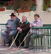 Старики видят мир по-другому