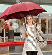 Мода для дождливой погоды: как быть красивой в слякоть. Фото