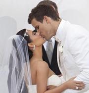 Фееричная свадьба Ким Кардашьян. Фото