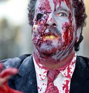 В Киеве появятся зомби