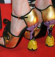 Безумная обувь звезд. Фото