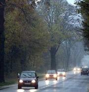 Светлым авто нужно меньше бензина, чем темным
