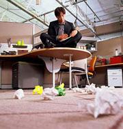 Работать из дома — неэффективно