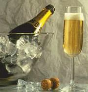 Новая диета с шампанским
