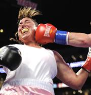 Большой спорт: лучшие фото 2011 года. Фото