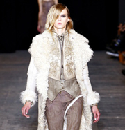 Дубленки: зимняя мода. Фото