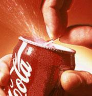 Coca-cola собирается отучить водителей пить за рулем