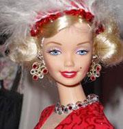 Сколько стоит Барби, похожая на звезд. Фото