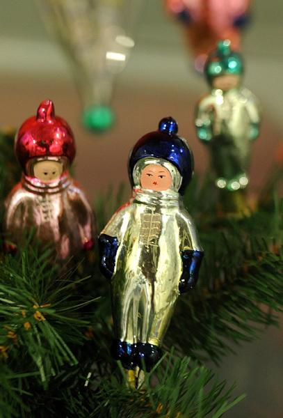 Новогодние игрушки времен СССР: вспомнить детство. Фото