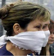 В мире снова паника из-за простуды