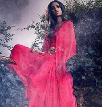 Как одеваются сказочные принцессы. Фото