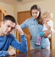 Сохранять семью ради ребенка?