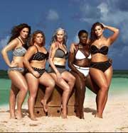 Мода: бодипозитивная реклама купальников Swimsuitsforall. Фото