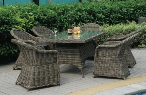 комплект плетеной мебели из ротанга CRUZO