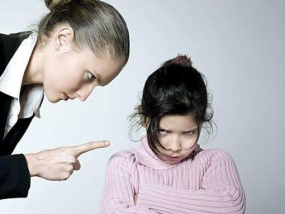 Страх и наказание не работают!