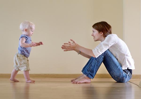 Мама, не спеши. Дай мне время вырасти, и стать на ножки уверенно