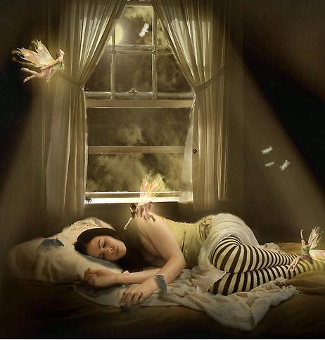 Омега-3 полезна и при проблемах со сном