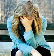 Из-за депрессии начинает болеть желудок