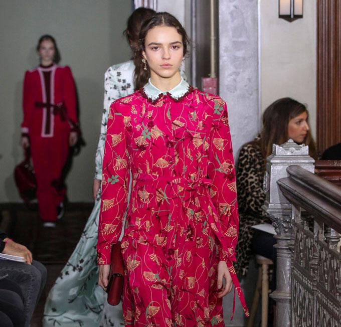 Мода: волшебная коллекция pre-fall от Valentino. Фото